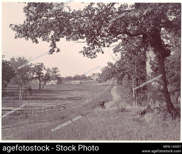 [Wisconsin Landscape]. Artist: Henry Hamilton Bennett (American, 1843-1908); Date: 1889; Medium: Albumen silver print; Dimensions: 17 x 22 cm (6 11/16 x 8 11/16...