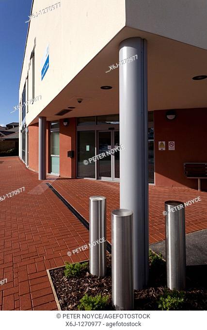 Exteriors of Gosport Medical Centre