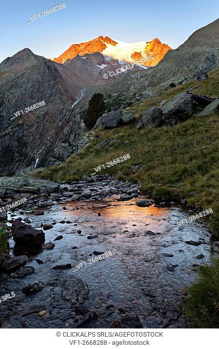 Val Venezia/Venice Valley, Stelvio National Park, Trentino, Italy