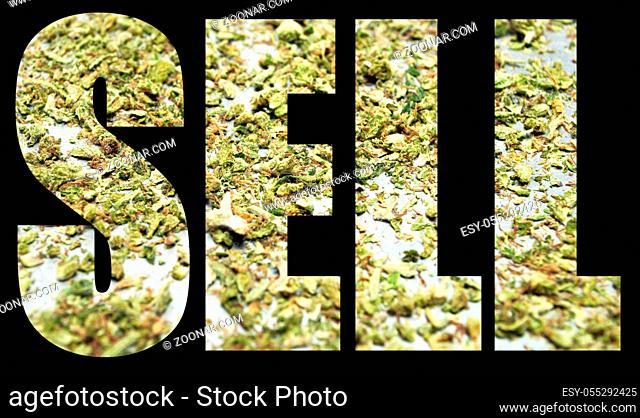 Marijuana and Cannabis Sell