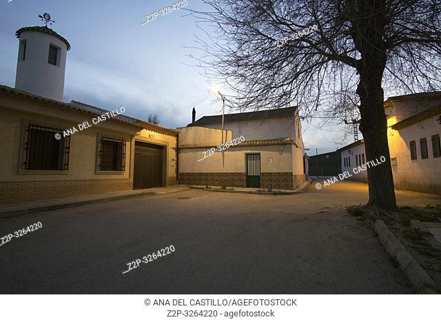 Casas de Roldan is a little village in Cuenca Castile La Mancha Spain