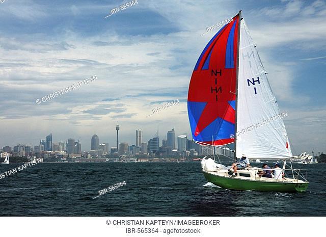 Sydney Harbour Bay, New South Wales, Australia