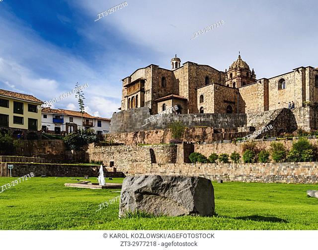 Qoricancha Ruins and Santo Domingo Convent, Cusco, Peru