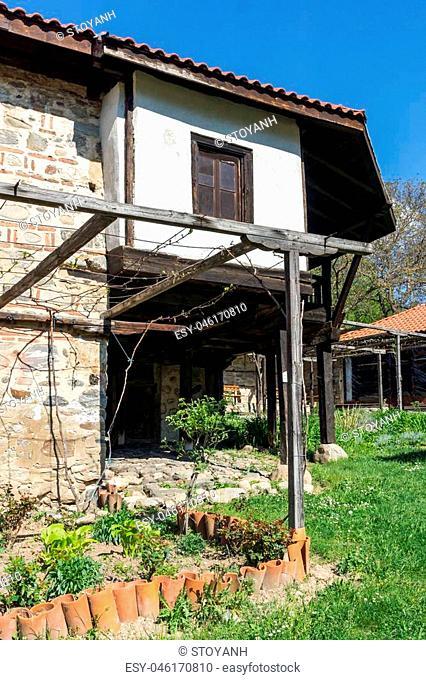 Medieval Nunnery Orlitsa St. Apostles Peter and Paul near Rila Monastery, Kyustendil Region, Bulgaria
