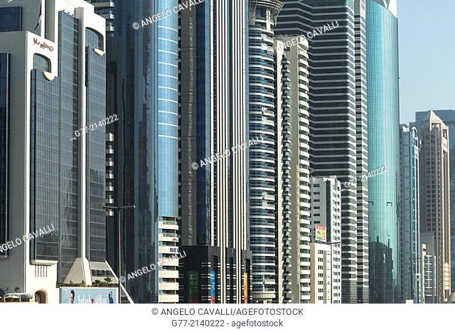 Dubai Marina, Dubai, United Arab Emirates (UAE)