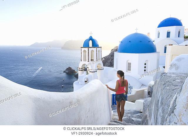 Oia,Santorini,Greece