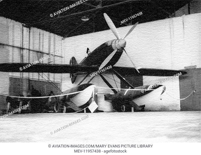 Macchi-Castoldi Mc-72 Floatplane Racer