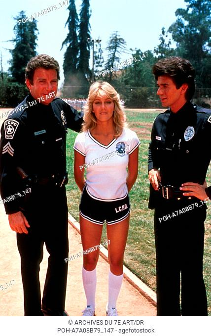 Hooker T.J. Hooker  Year: TV-Series 1982-1986 USA William Shatner, Adrian Zmed, Heather Locklear  Director: Phil Bondelli Chuck Bowman