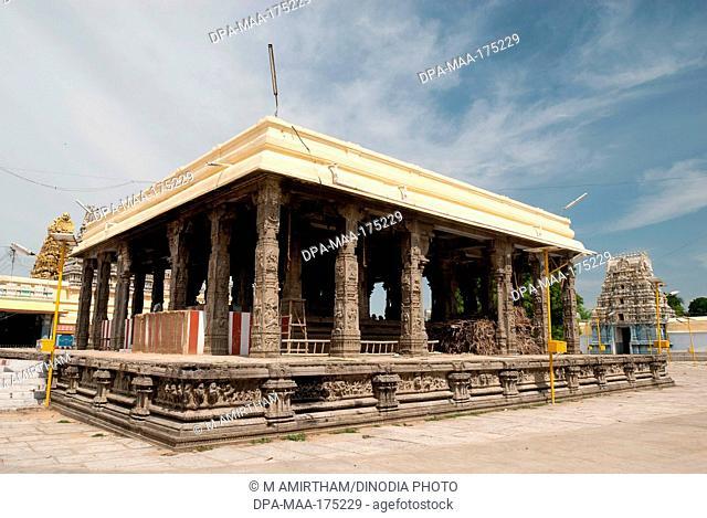 Kamakshi Amman temple , Kanchipuram kancheepuram ,Tamil Nadu , India