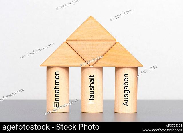 Einnahmen und Ausgaben im Gleichgewicht