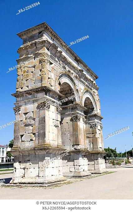 Arch of Germanicus in Saintes France