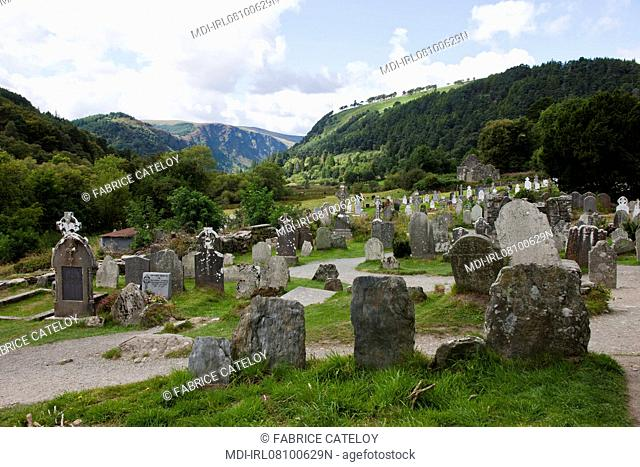 Irlande - Glendalough