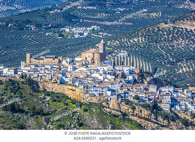 Spain, Andalucia, Cordoba Province, Iznajar City,