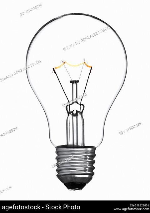 Isolated light bulb