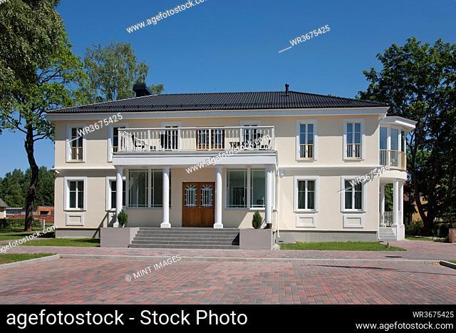 Large House on Estate