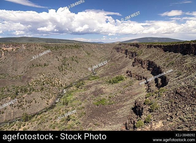 Cerro, New Mexico - Rio Grande del Norte National Monument