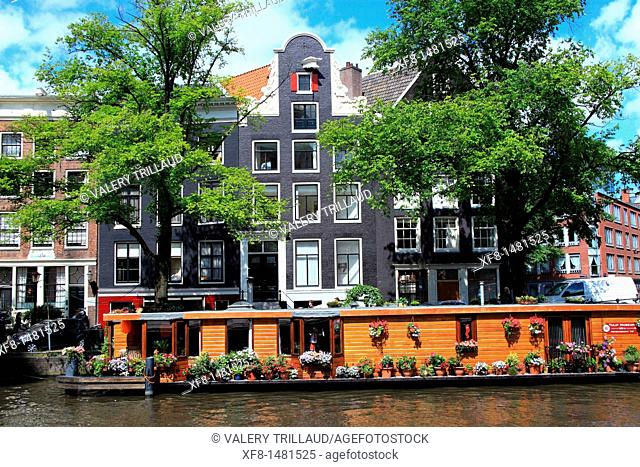 Amsterdam city, Holland, Europe