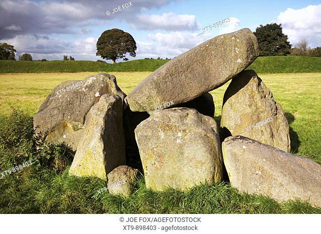 the Giants Ring, belfast, northern ireland, uk