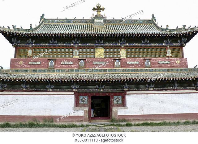 Erdene Zuu monastery, Karakhorin, Mongolia