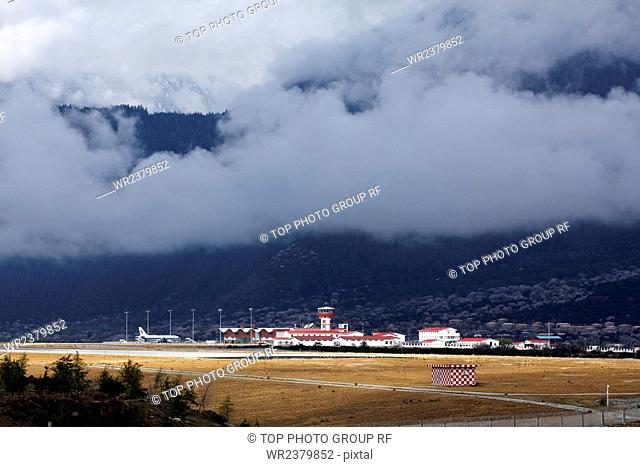 Linzhi Tibet Airport