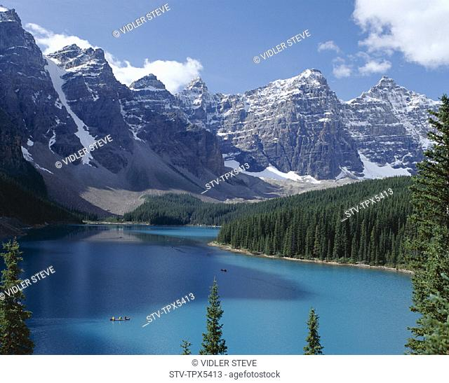 Alberta, Banff, Banff national park, Canada, North America, Holiday, Landmark, Moraine lake, Rockies, Tourism, Travel, Vacation