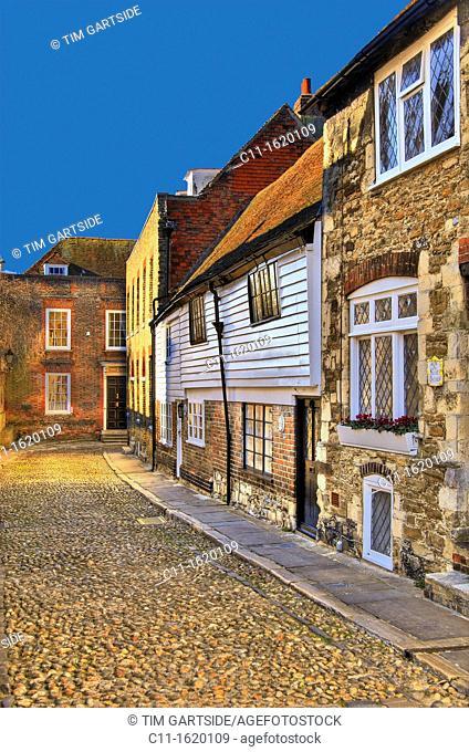 Rye,East Sussex,England,UK