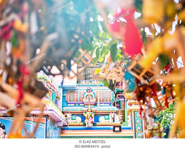 Koneswaram Kovil temple, Trincomalee, Sri Lanka