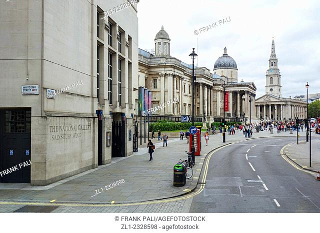 National Gallery,London England
