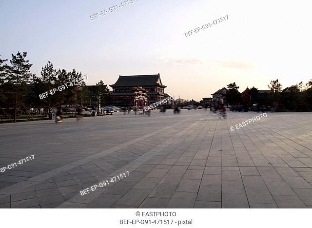 Jokhang Temple Square