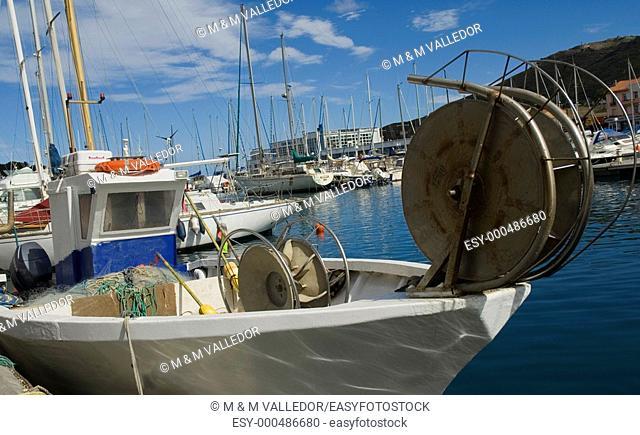 Port-Vendres  Côte Vermeille  Pyrénées-Orientales  Languedoc-Roussillon, France