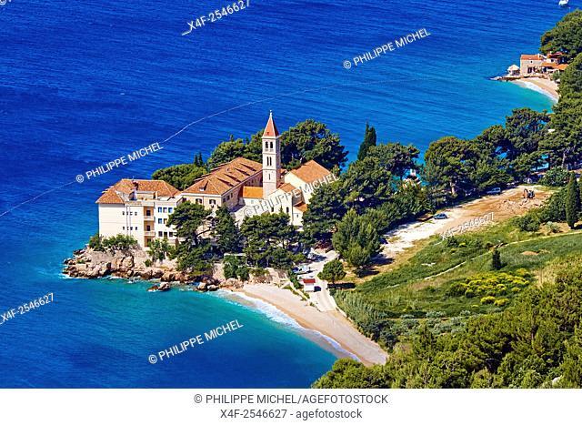 Croatia, Dalmatia, Brac island, Bol