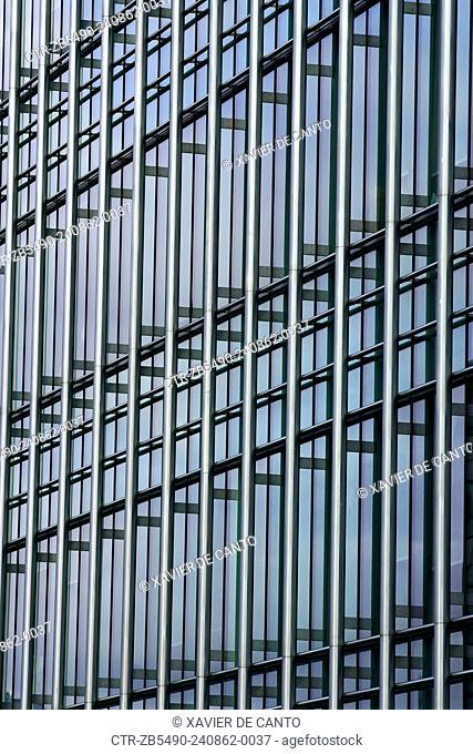 Building architecture, London