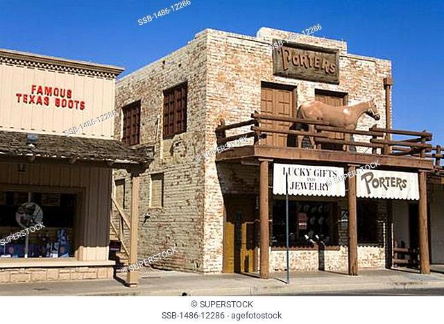 Porter's Western Store, Old Town Scottsdale, Phoenix, Arizona, USA