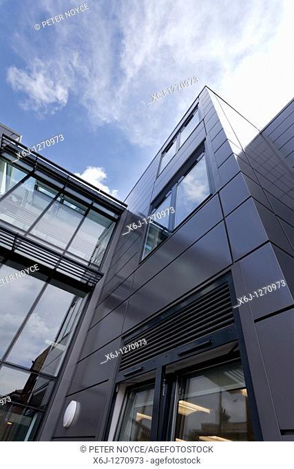 Portsmouth Grammar School New Science Block