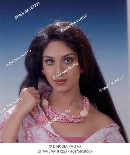 Portrait of Meenakshi Sheshadri