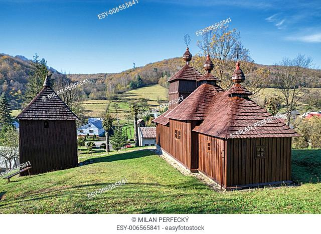 Wooden Church of the Holy Mother of God - Korejovce