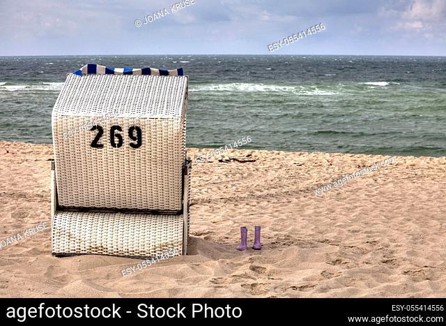 beach chair, beach holiday