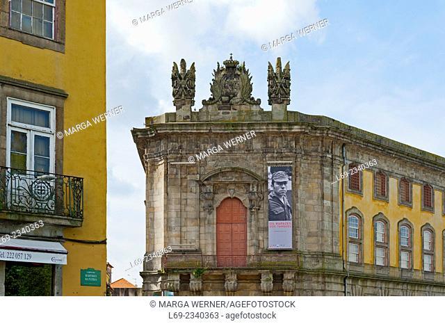 Portuguese Center of Photography, former prison, Rua Campo dos Mártires da Pátria, City of Porto, Portugal, Europe