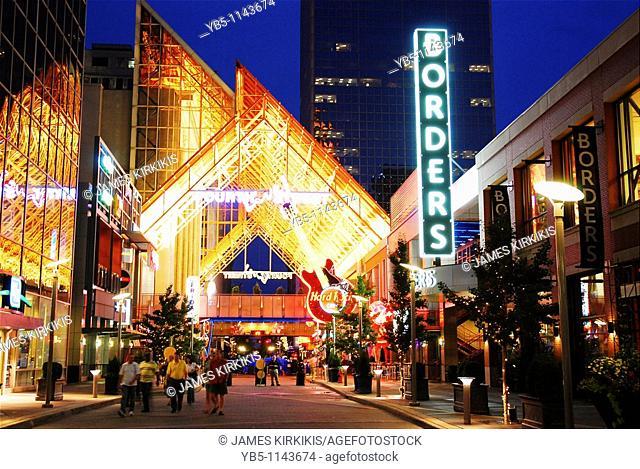 Fourth Street Live, Louisville, Kentucky