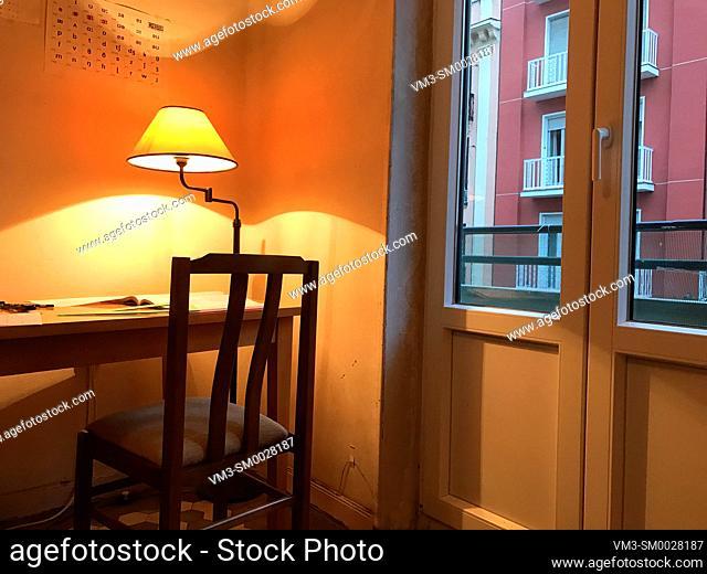 Room and window