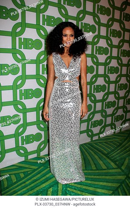 Thandie Newton 01/06/2019 The 76th Annual Golden Globe Awards HBO After Party held at the Circa 55 Restaurant at The Beverly Hilton in Beverly Hills