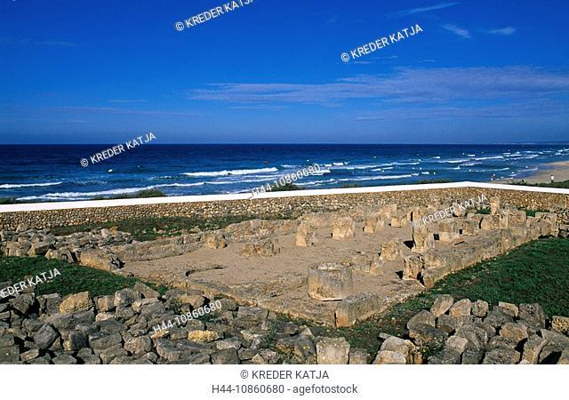 Menorca, Balearic Islands, Spain, Mediterranean co