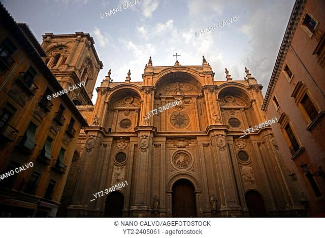 Granada Cathedral, or the Cathedral of the Incarnation, is the cathedral in the city of Granada, capital of the province of the same name in the Autonomous...