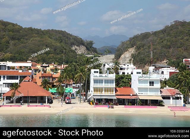 Huatulco Cruise Port, Mexico
