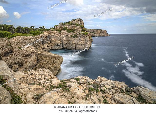 Calo des Moro, Mallorca, Balearic Islands, Spain, Europe