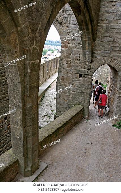 Cite de Carcassonne, Pays Cathare, France