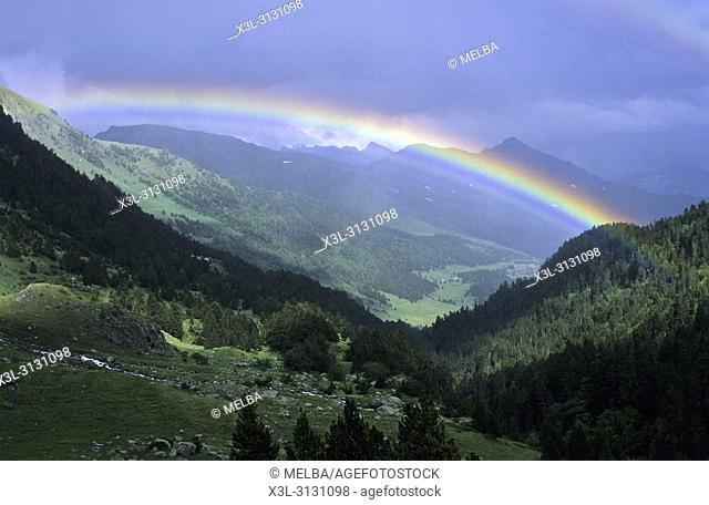 Estos Valley, Pyrenees, Huesca. Aragon. Spain