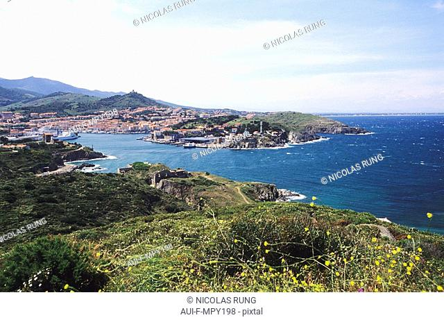 France - Pyrenees Orientales - Port Vendres