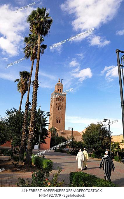 Marrakech/Marrakesh; Medina; Morocco
