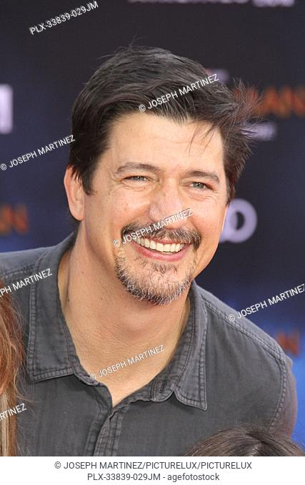 """Ken Marino at Columbia Pictures' and Marvel Studios' """"""""Spider-Man Far From Home"""""""" World Premiere held at the TCL Chinese Theatre in Hollywood, CA, June 26, 2019"""